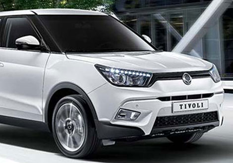 SsangYong New Cars